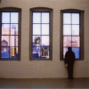 Tourist,  Plexiglass, Aluminum, photograph, 60x90cm, 2005