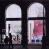 Tourist,   Plexiglass, Aluminum, photograph, 90x120cm, 2005