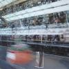 Tourist,   Plexiglass, Aluminum, photograph, 120x180cm, 2007
