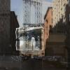 Tourist,   Plexiglass, Aluminum, photograph, 60x100cm, 2009